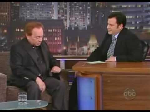 Jackie Mason on The Jimmy Kimmel Show