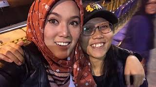 Concert in Genting - 25th to 28th Aug 2017 (Nezana Travel vlog)