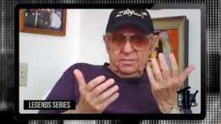 Hal Blaine on Drum Talk TV! Part 2