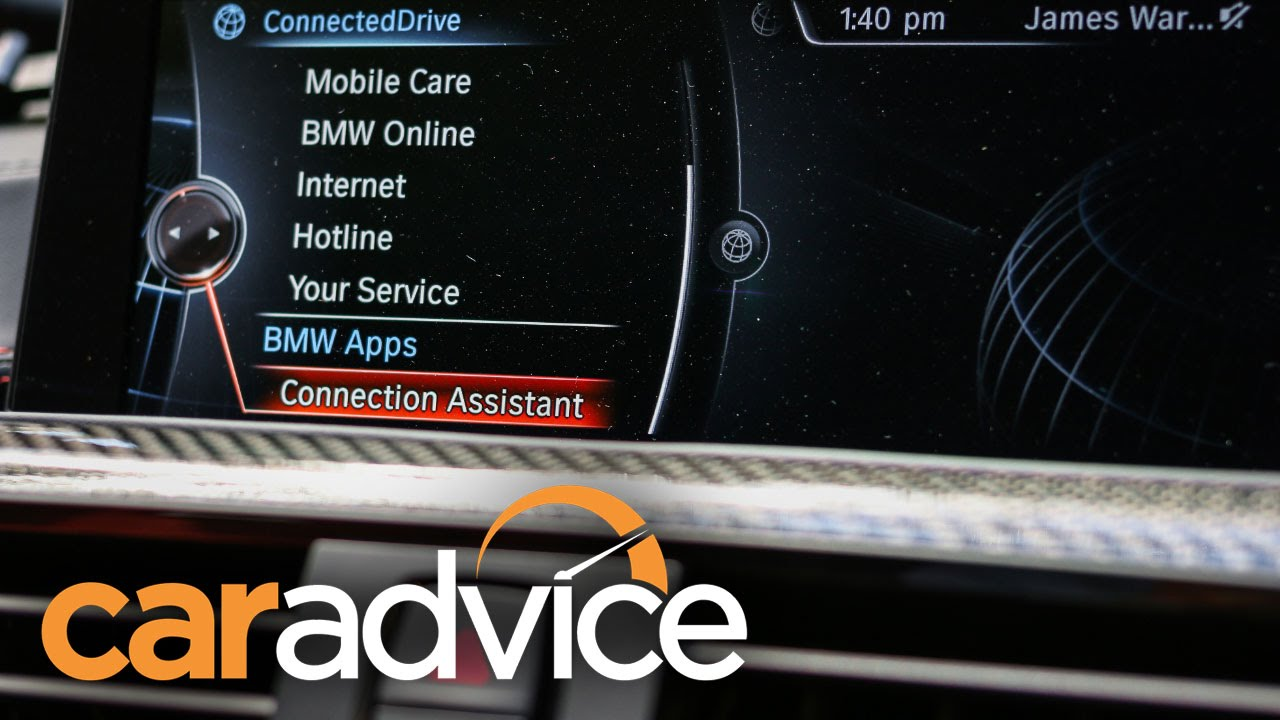 Bmw Connected Drive >> Bmw Connected Drive Functionality Overview Youtube