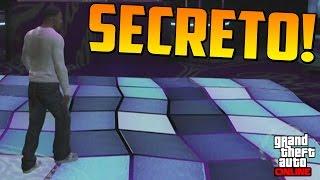 INCREÍBLE! CLUB DE NOCHE SECRETO!! SITIO OCULTO! - Gameplay GTA 5 Online PS4