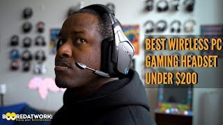 Best PC Gaming Headset under $200