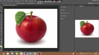 Как сделать файл в PNG формате (Photoshop CS6)