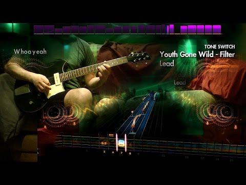 Rocksmith Remastered  DLC  Guitar  Skid Row Youth Gone Wild