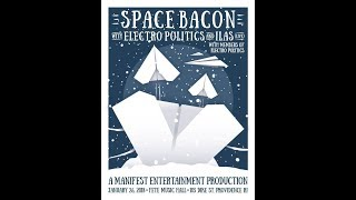 Electro Politics - Garbage Love, @ Fete Music Hall 1/26/18