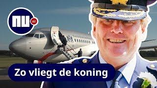 Aan boord bij het nieuwe regeringsvliegtuig | NU.nl