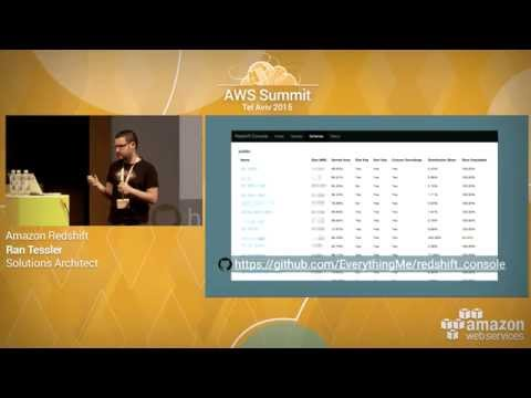 AWS Summit Series 2015 | Tel Aviv: Amazon Redshift