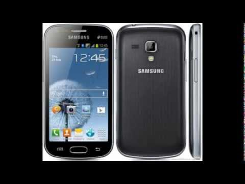 Samsung Galaxy S Duos S7562 - How to remove pattern loc ...