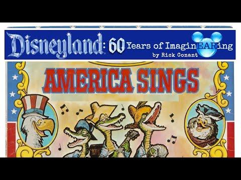 60-194 AMERICA SINGS    Carousel Theater