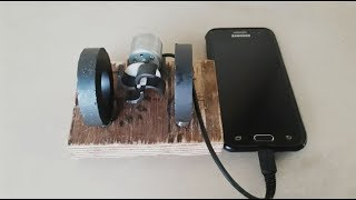 How To Make permanent Magnet Using Free Energy Device
