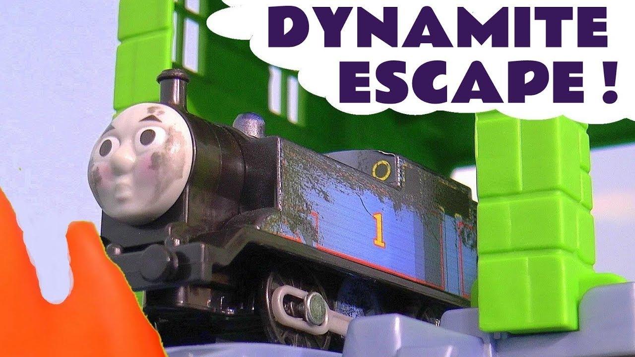 thomas the train story pdf