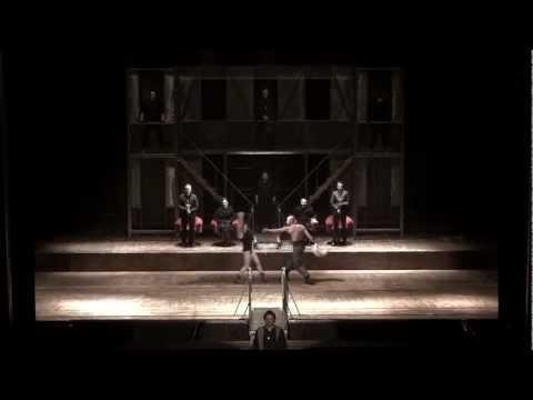 Hamlet. Ivan Vazov National Theatre, Sofia, Bulgaria. Director Javor Gardev