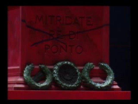 Mitridate, rè di Ponto, K.87, Overture