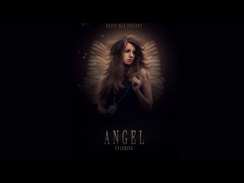 MOVIE POSTER DESIGN - ANGEL