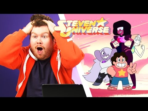 Irish People Watch Steven Universe
