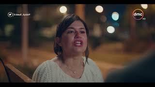 صاحبة السعادة - الفنانة ديانا هشام تحكي كواليس أصعب مشهد لها في مسلسل أبو العروسة مع أكرم