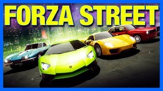 FORZA STREET GAMEPLAY!! (Forza Mobile Game)