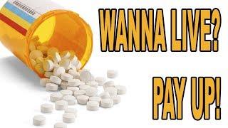 Cancer Drug Price Raised 1400%