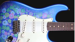 Soulful Mellow Groove Guitar Backing Track Jam in G