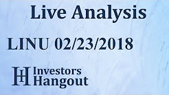 LINU Stock LiNiu Technology Group Live Analysis 02-23-2018