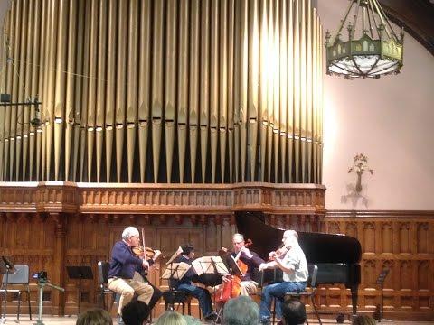 Chamber Music Workshop 3 8 15