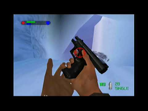 The World Is Not Enough, 00 Agent, Cold Reception (Nintendo 64)