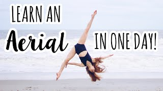 How to do aฑ Aerial in One Day!