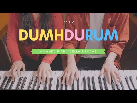 🎵-apink---dumhdurum-|-4hands-piano