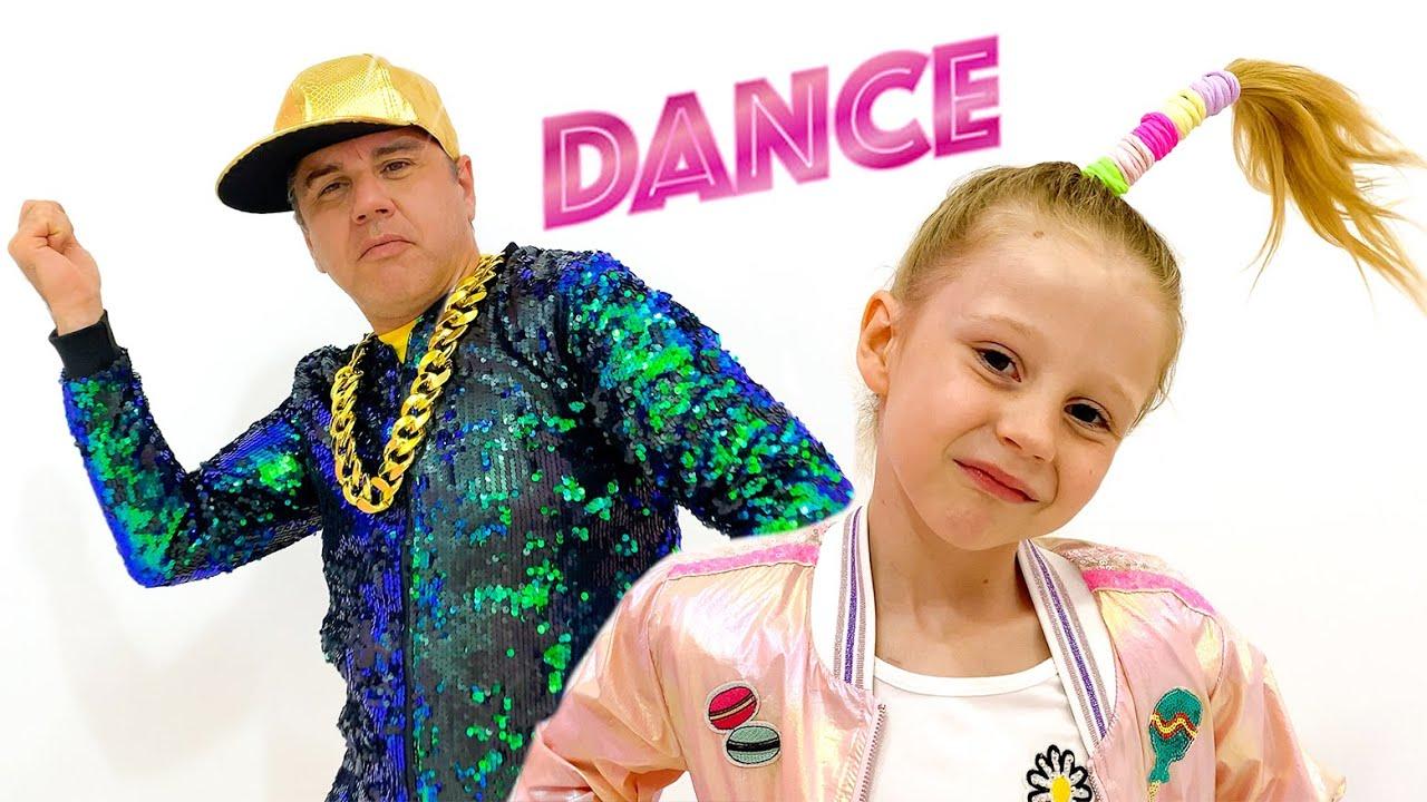 ناستيا في مسابقة الرقص,التحدي الرقص للأطفال
