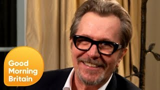 Gary Oldman Used an App to Prepare for His Role as Sir Winston Churchill | Good Morning Britain