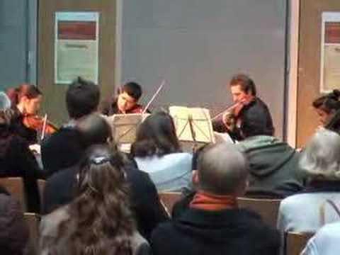 Public Lunchtime recital, Vienna