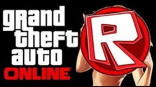 Roblox: Grand Theft Auto Online - w/NoobandGuestbuster Gameplay Commentaire