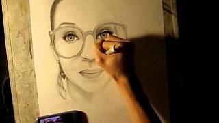 Rachel Wentling Speed Drawing