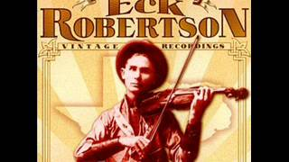 Eck Robertson - Arkansas Traveler