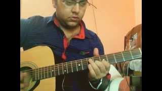 Ek din teri raaho mein [NAQAAB] Perfect Guitar Instrumental (Acoustic) on karaoke