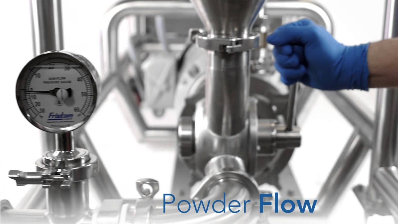 Fristam Sanitary Pumps and Mixers - Triangle Process Equipment