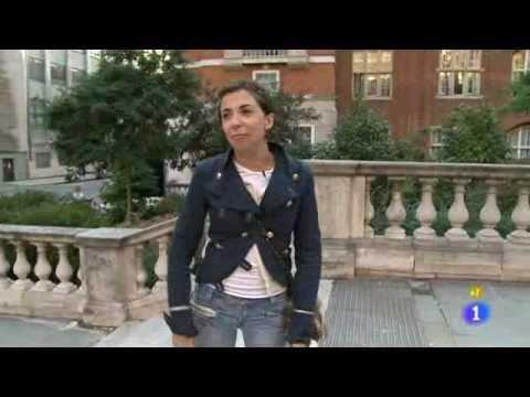 TVE Españoles en el mundo - Londres - Paula Martinez - Violin
