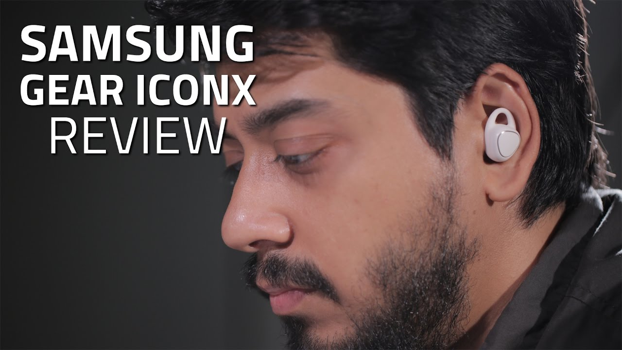Iconx 2020 Review.Samsung Gear Iconx Review