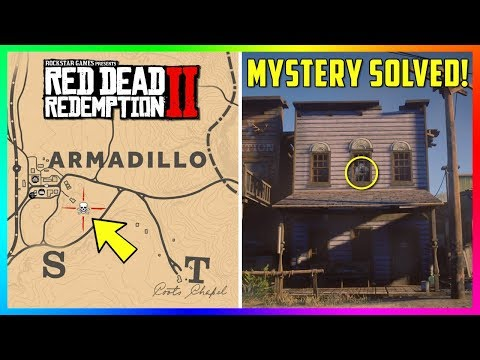The REAL Reason Why The Town Of Armadillo Is Cursed In Red Dead Redemption 2! (RDR2 Mystery Solved) thumbnail