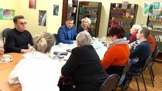 Встреча активистов Добродела с представителем администрации Ивантеевки