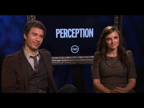 Perception - Eric McCormack & Rachael Leigh Cook - No More Hallucinations?