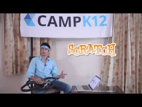 Drone Programming with MIT Scratch -- TRAILER