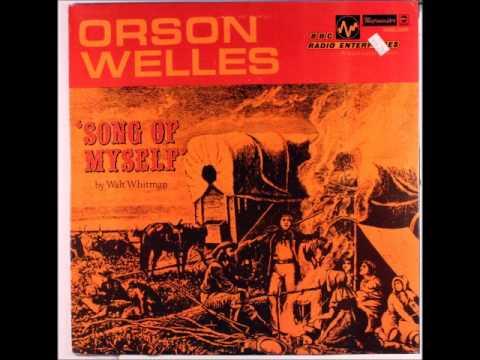 Walt Whitman   Song of Myself   XLVIII   Read  Orson Welles