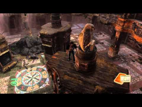 how to solve horse puzzle in uncharted 3