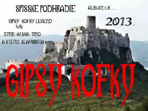 gipsy kofky the legend..2013 album č.6