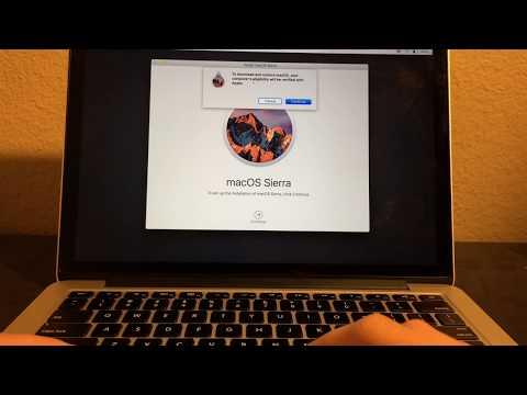 How To Reinstall MacOS Sierra On MacBook Pro, MacBook Air, MacBook, IMac, Mac Mini, Mac Pro