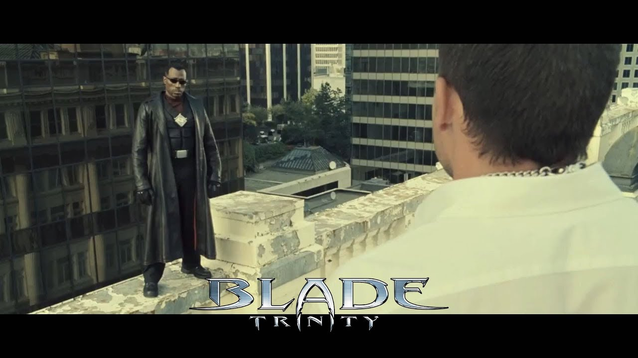 Download Blade: Trinity - Blade Chasing Drake [HD]