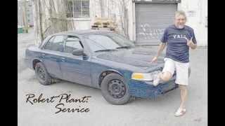 Robert Plant: Service