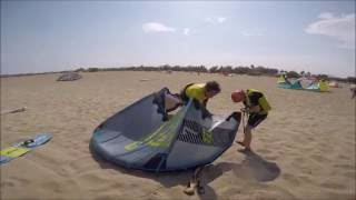 Kitesurfing ION CLUB De Roses - Sant Pere Pescador - La Ballena Alegre