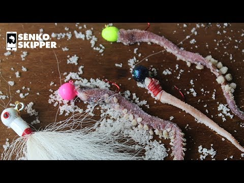 Beach Fishing With Lures: Super Salty Squid + Bucktails And Jigs